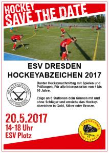 ESV Hockeyabzeichen @ ESV Dresden | Dresden | Sachsen | Deutschland